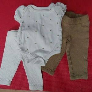 Other - 3 piece top and bottoms